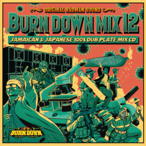 BURN DOWN MIX 12