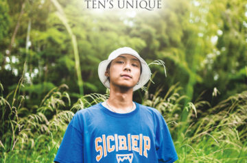 TEN'S UNIQUE・8/19発売 配信シングル