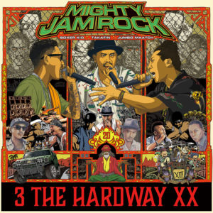 3 THE HARDWAY XX