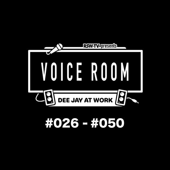 VOICE ROOM MIX VOL.2 #026-#050
