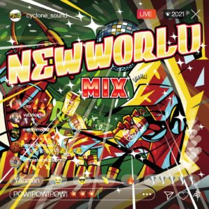 NEW WORLD MIX