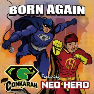 Born Again featuring Neo Hero