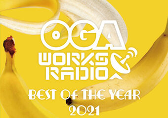 OGA for JAH WORKS・10/22発売