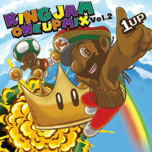 KING JAM ONE UP MIX VOL.2
